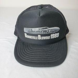 New Vintage Bonneville Blowout 1989 Mesh otto